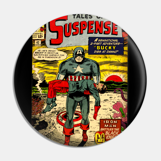 Tales of Suspense - that never happened