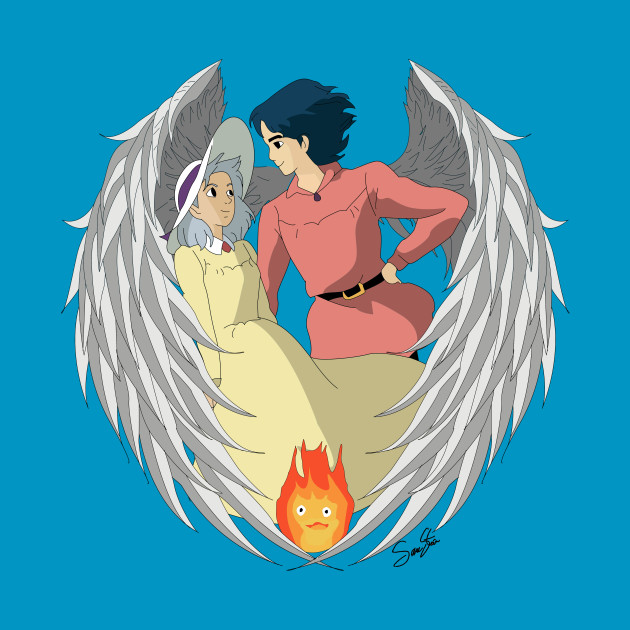 A Winged Embrace