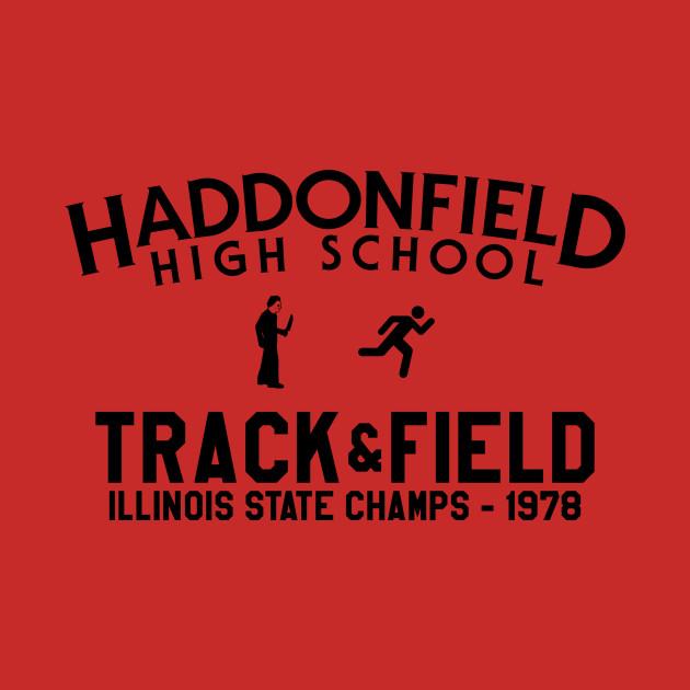 Haddonfield High School Track Team