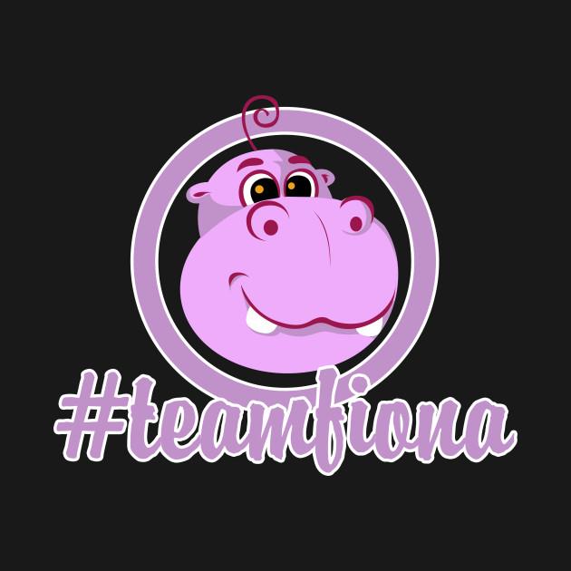 Fiona The Hippo Shirt #TeamFiona Cute Preemie Premium T-Shirt