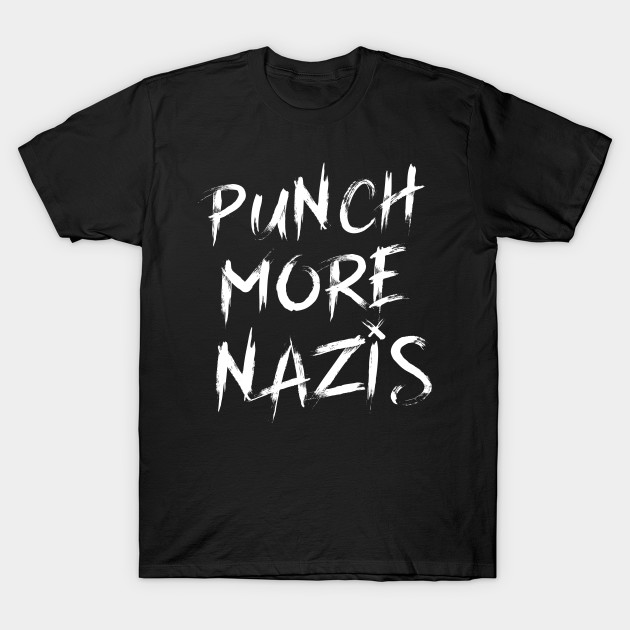 Image result for punch a nazi