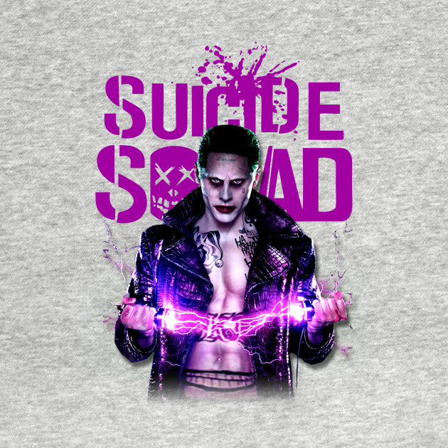 The Joker Suicide Squad