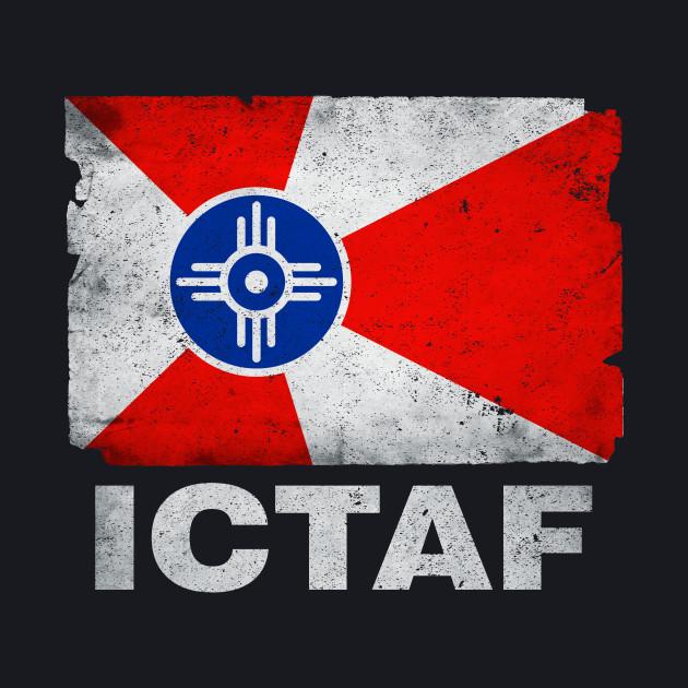 ICTAF Wichita Flag