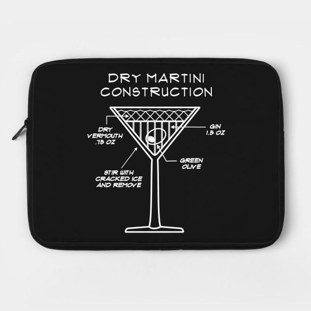 Dry Martini Construction