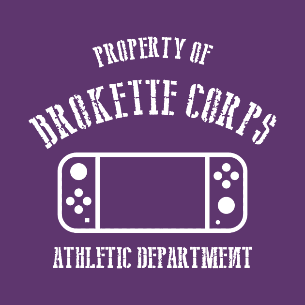 Brokette Corps Atheltic Department