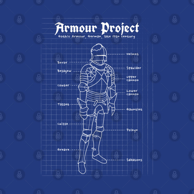 German Gothic Armour Project