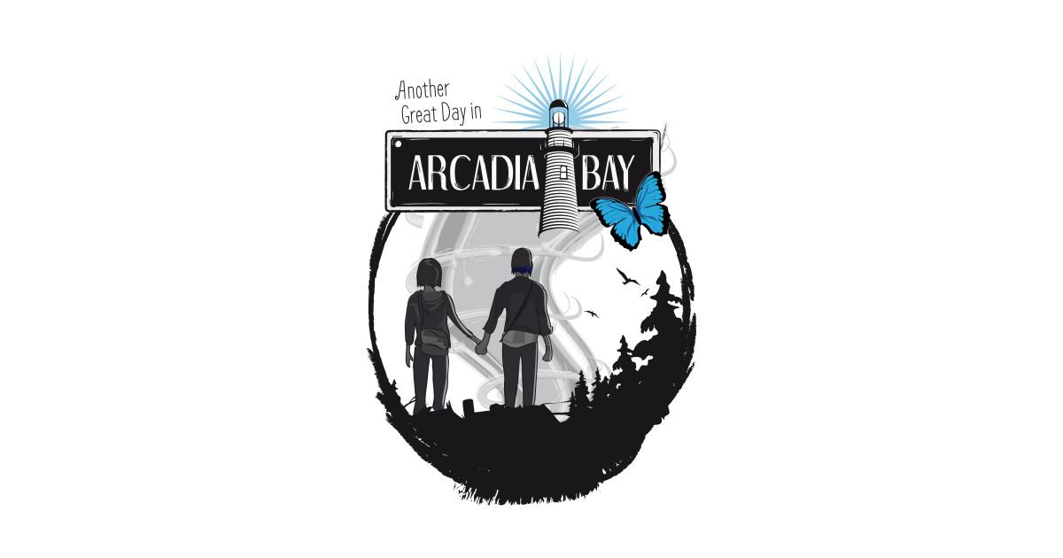 0aabdf2ad18 Life Is Strange Arcadia Bay T-Shirt
