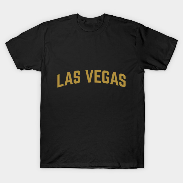 Las Vegas City Typography