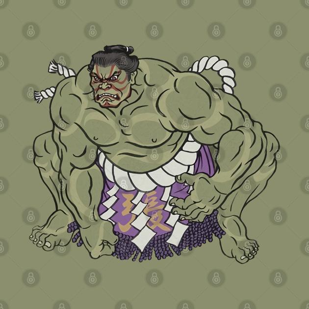 Hulk Sumo