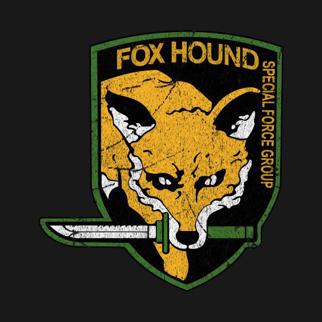 Metal Gear Solid Fox Hound