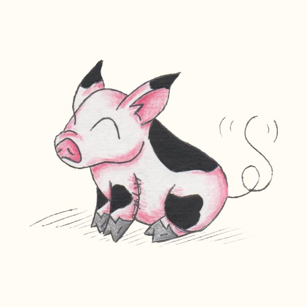 Pudgy Piglet