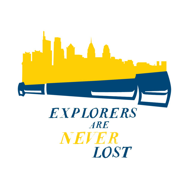 Explorers are NEVER Lost