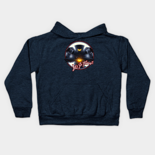 Lets go fishing! (Navy)