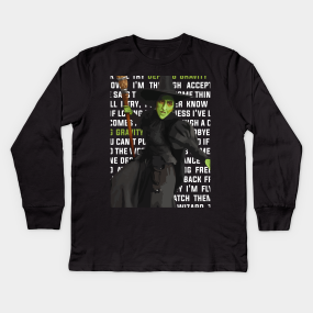 0cf8a0ceb6 Wicked Witch Of The West Kids Long Sleeve T-Shirts | TeePublic