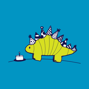 Birthday Stegosaurus