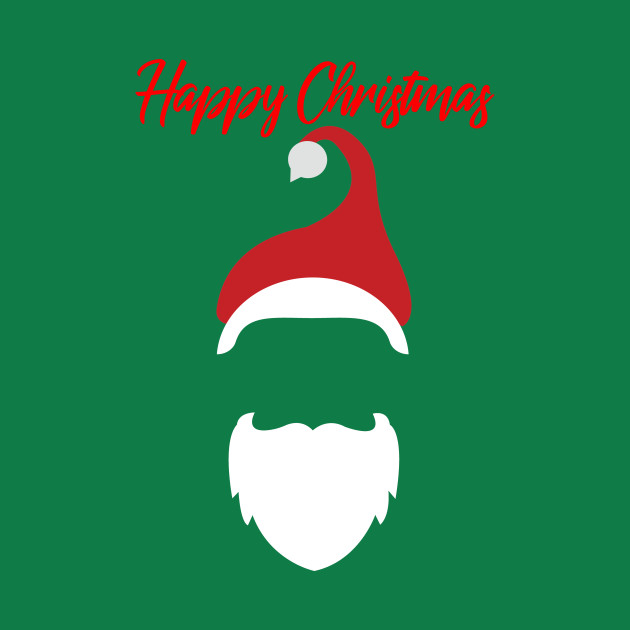 Happy christmas - Happy Christmas Day - T-Shirt | TeePublic
