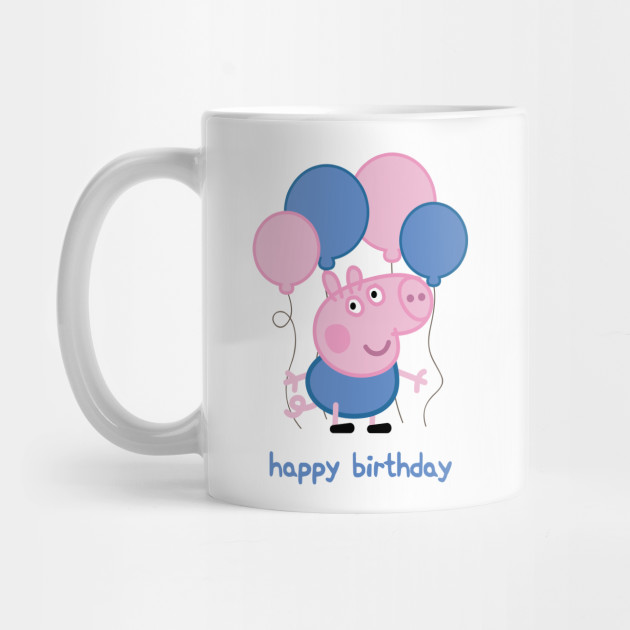 George Pig Happy Birthday By Click