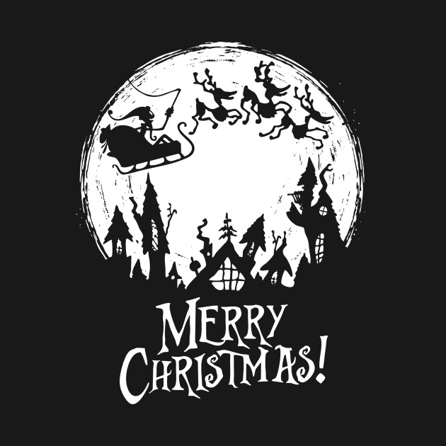 Merry Christmas Christmas T Shirt Teepublic