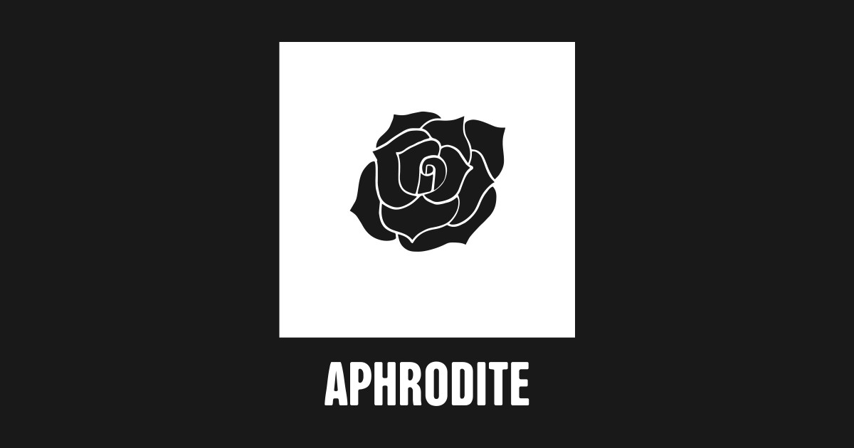 Aphrodite | Greek Mythology God Symbol - Greek Mythology ...