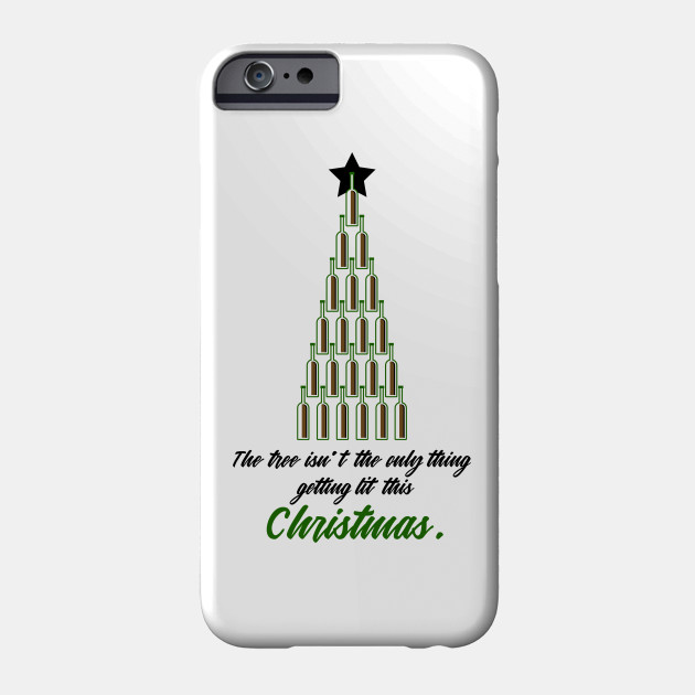 Christmas - Christmas Tree Phone Case