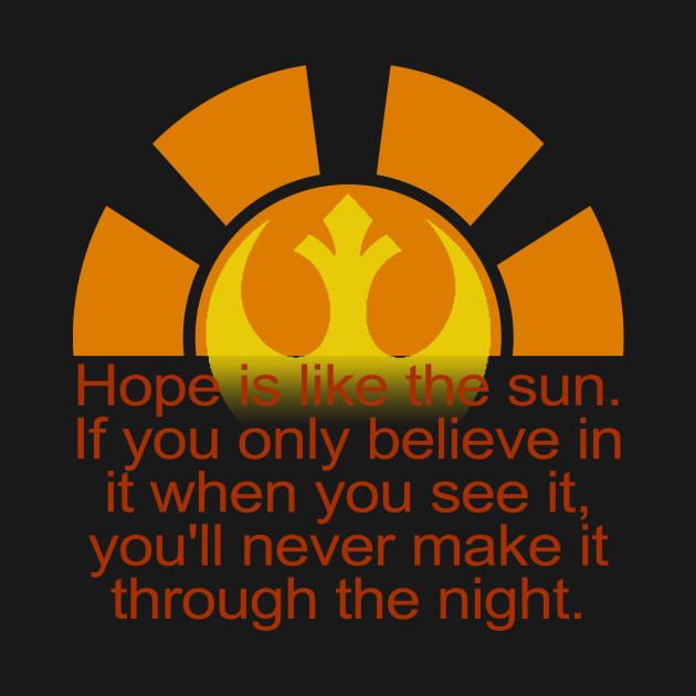 Princess Leia Inspirational Star Wars Quote