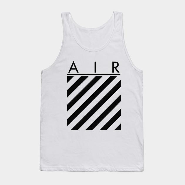 Air Off White Air Off White Tank Top Teepublic