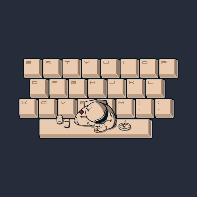 Spacebar Space T Shirt Teepublic