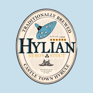 Hylian Hero's Stout t-shirts