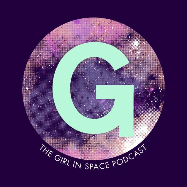 Girl in Space Logo