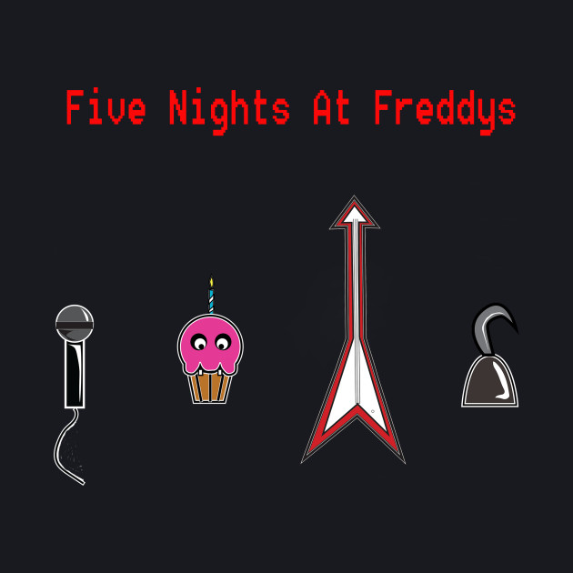 Five Nights At Freddys text