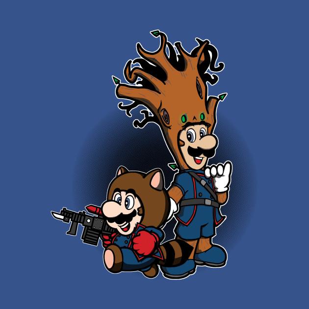 Super Guardian Bros.