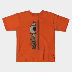 Best pals in the galaxy kids-t-shirt