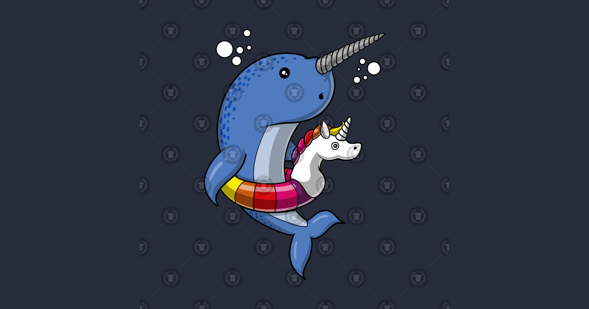 b6a8f710ef578 Narwhal Fish Riding Unicorn Float Funny Pool Party - Narwhal Riding ...
