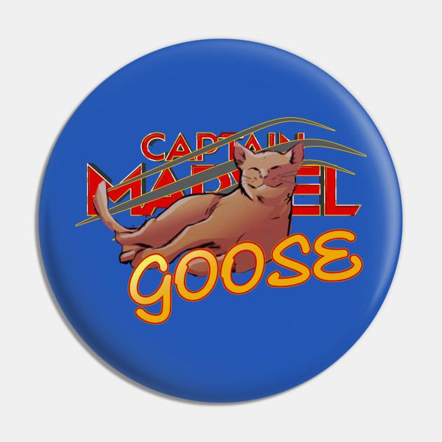 Goose the cat