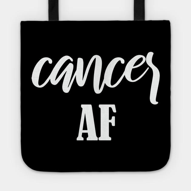 Cancer AF
