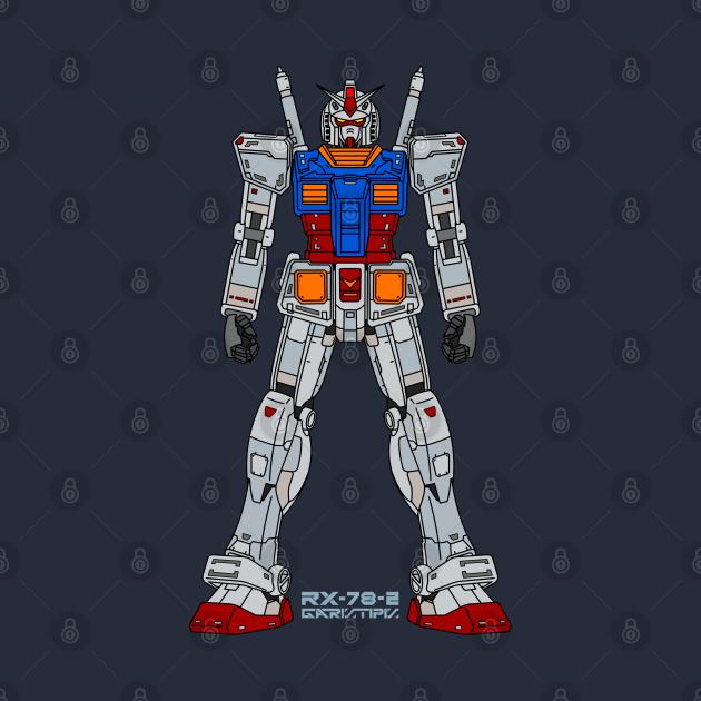 RX-78-2 garistipis