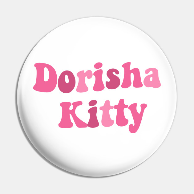 Pop Diva Doja Cat Hard Enamel Pin