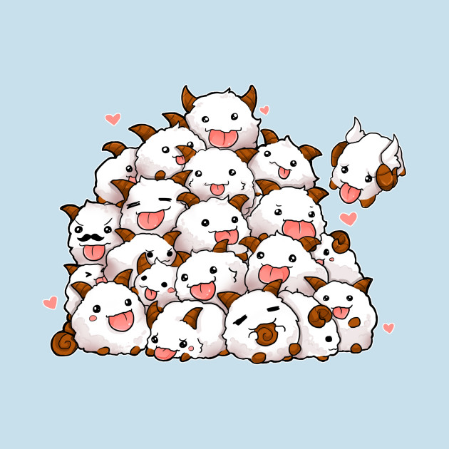 Poro bunch - League of Legends - League Of Legends - T ...