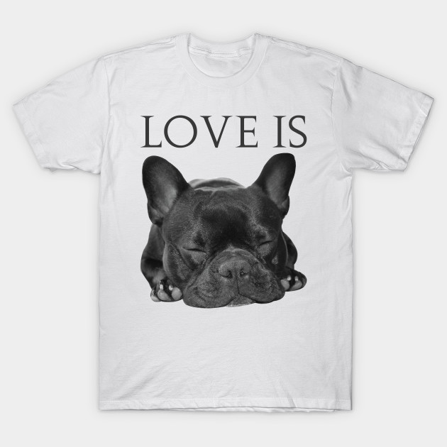 French Bulldog Gift For Frenchie Mom or Dad T-Shirt