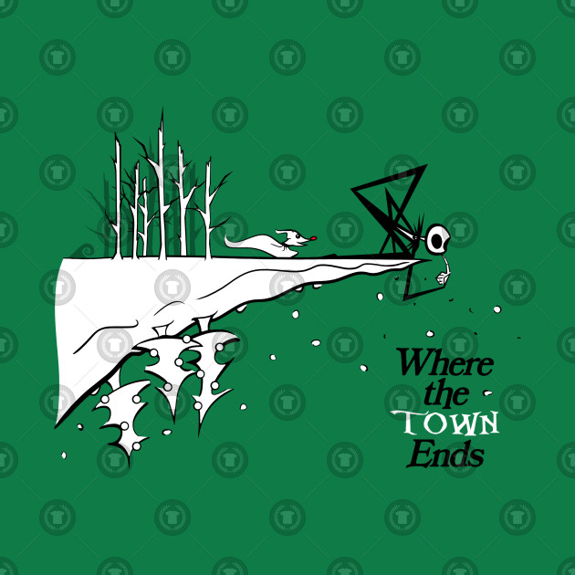 Where The Town Ends