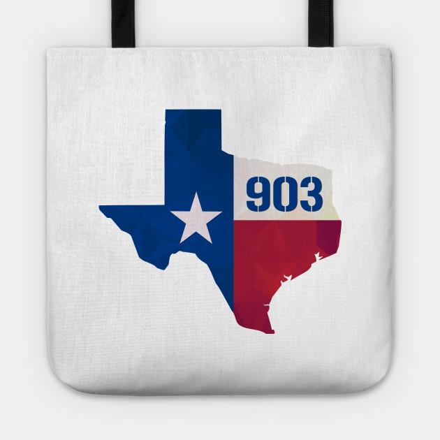 903 area code texas