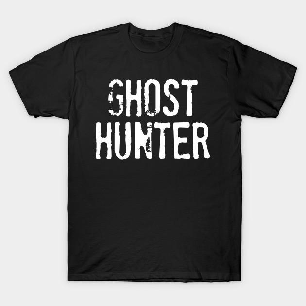 Paranormal Investigator Halloween Spirit Hunting Retro Gift Idea Ghost Hunter