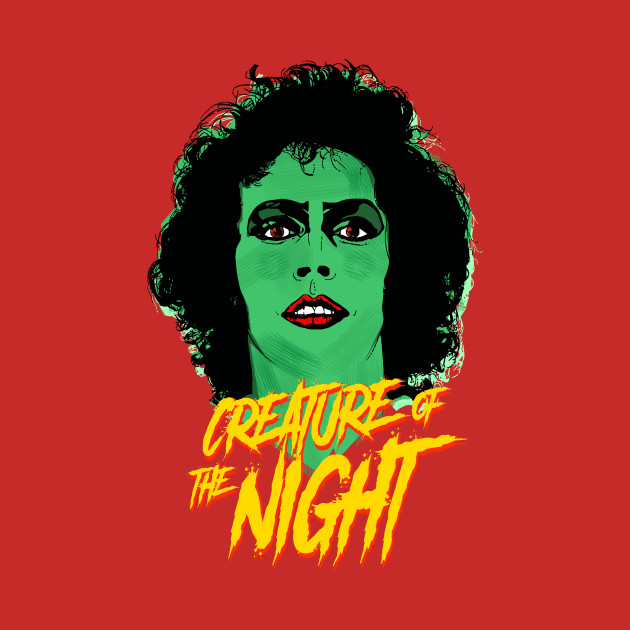The Rocky Horror Picture Show - Creature of the Night