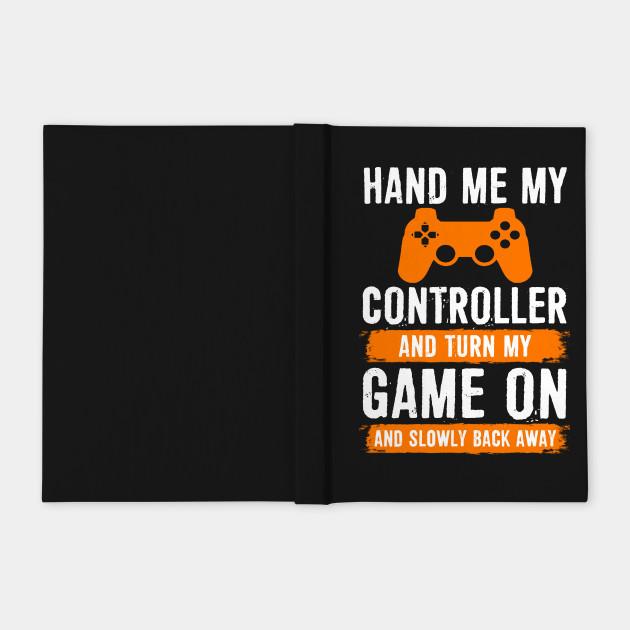 Gamer Shirt - hand me my controller