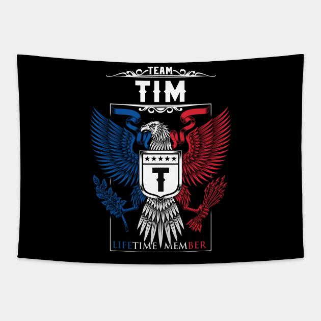 Team Tim Lifetime Member   Tim Surname