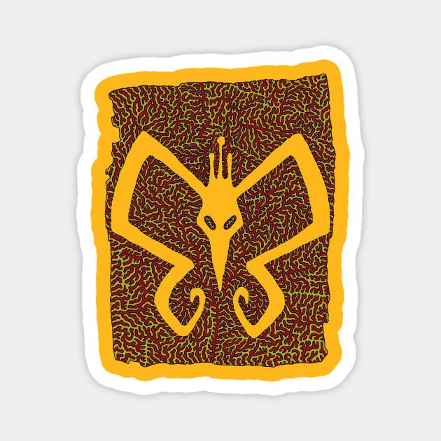 The Monarch Emblem