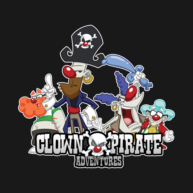 The Clown Pirate Adventures