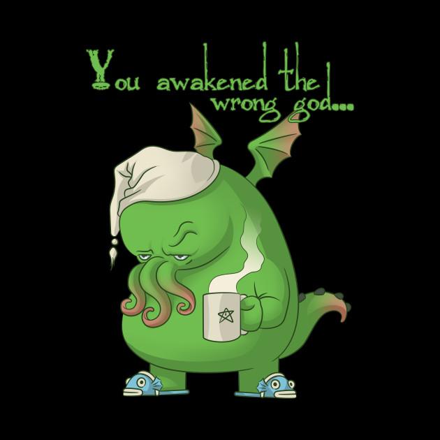 Cthulhu woke up