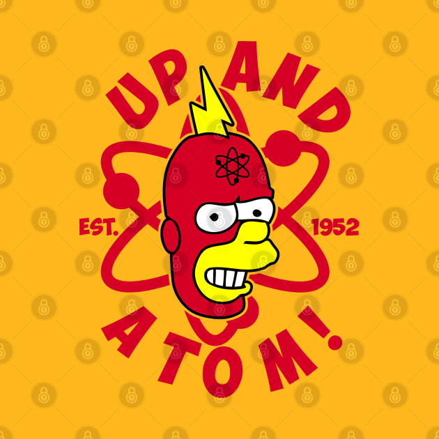 Up and atom!