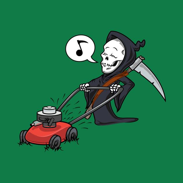 Grim Reaper at Free time